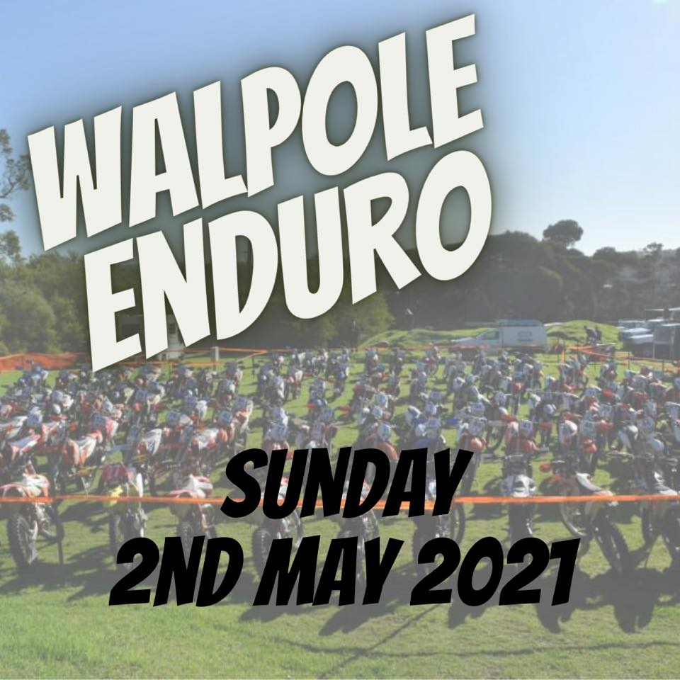 2021 WALPOLE ENDURO